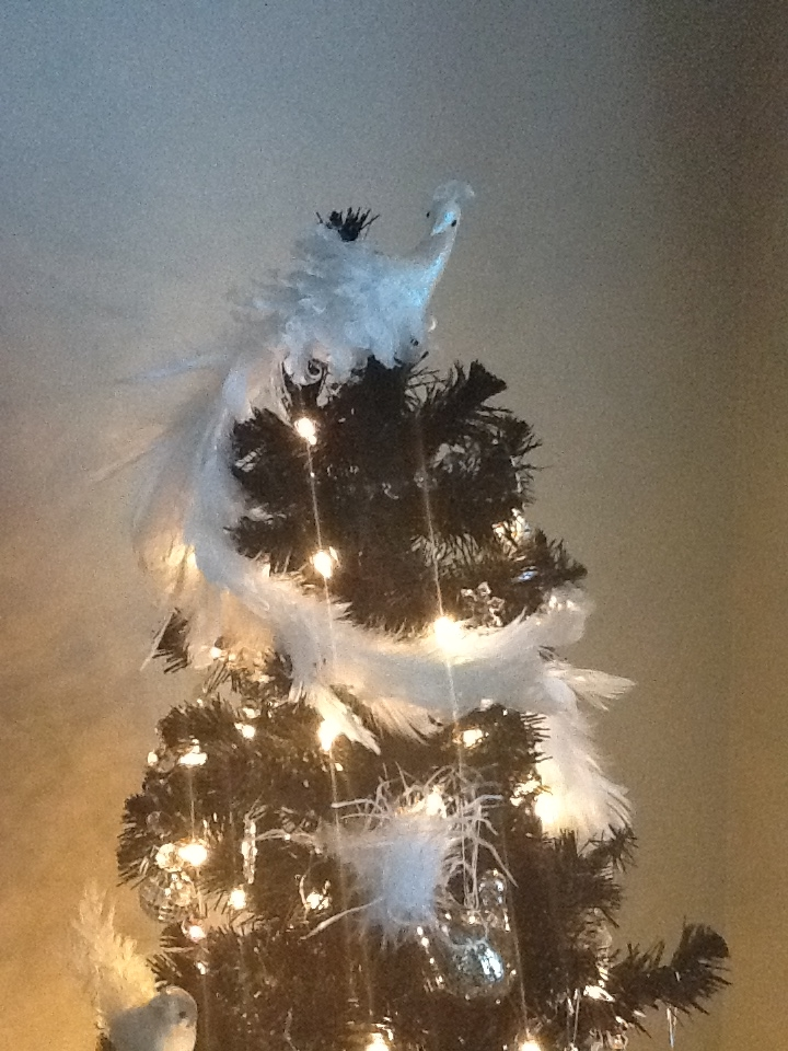 My Black Yes Black Christmas Tree Sugar Plum Sisters