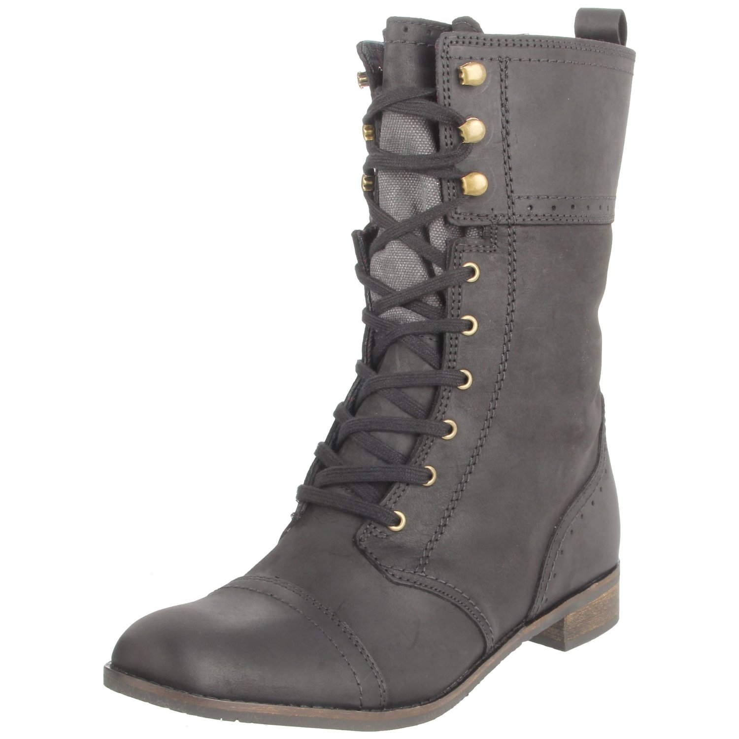 Not-So-Clunky Combat Boots | Sugar Plum Sisters: https://sugarplumsisters.com/2011/11/combat-boots/