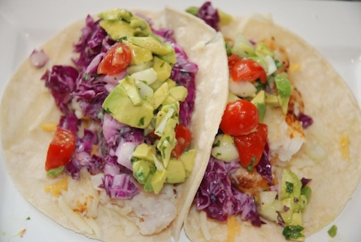 Fish tacos sugar plum sisters for Good fish tacos near me