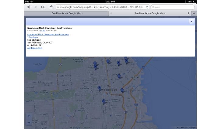 SF map2