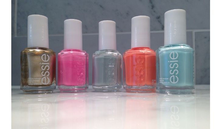 Summer 2013 Nail picks