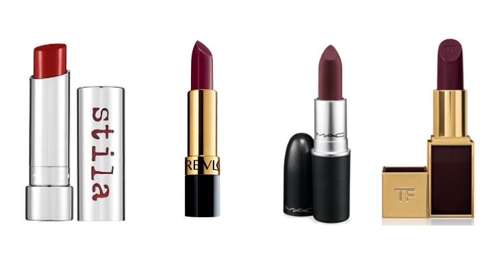 fall 2013 lipsticks