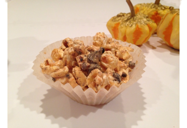 halloween popcorn baking cup