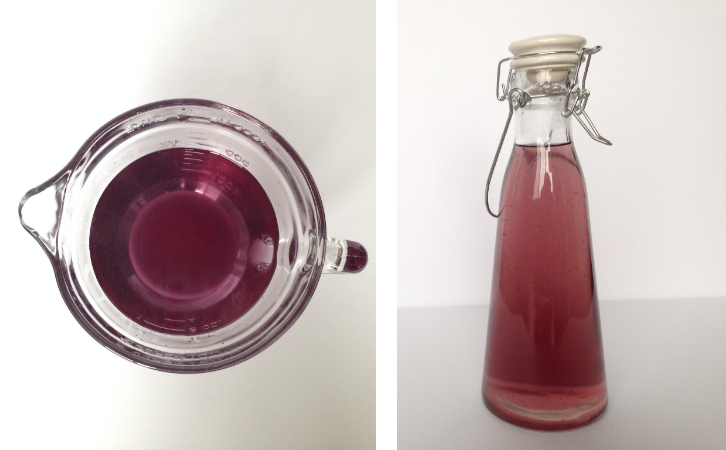 lavender syrup double