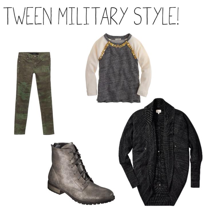 tween military