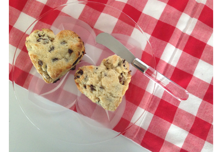 choc cherry scones2
