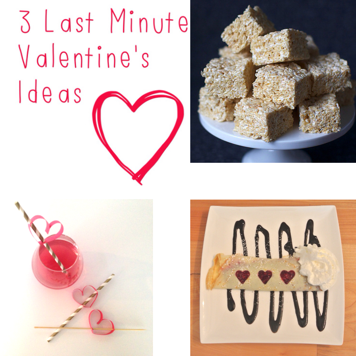 valentines last minute ideas