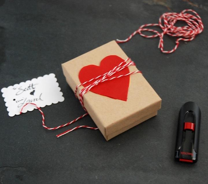 valentines usb