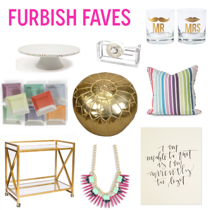 Furbish faves