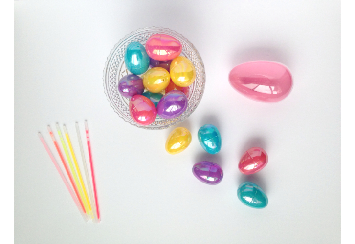 Easter egg hunt supplies