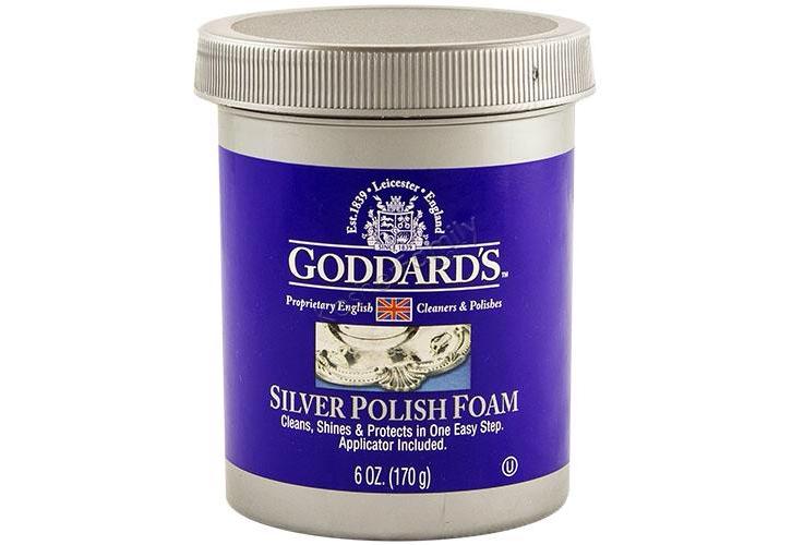 Goddard's Silver Polish Foam