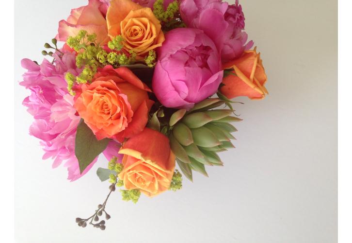 Lo's 40th florals