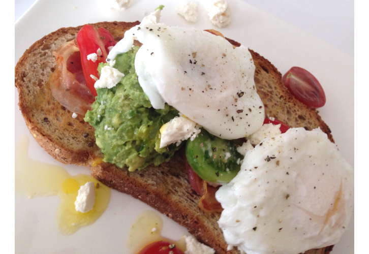 avo and eggs take 2