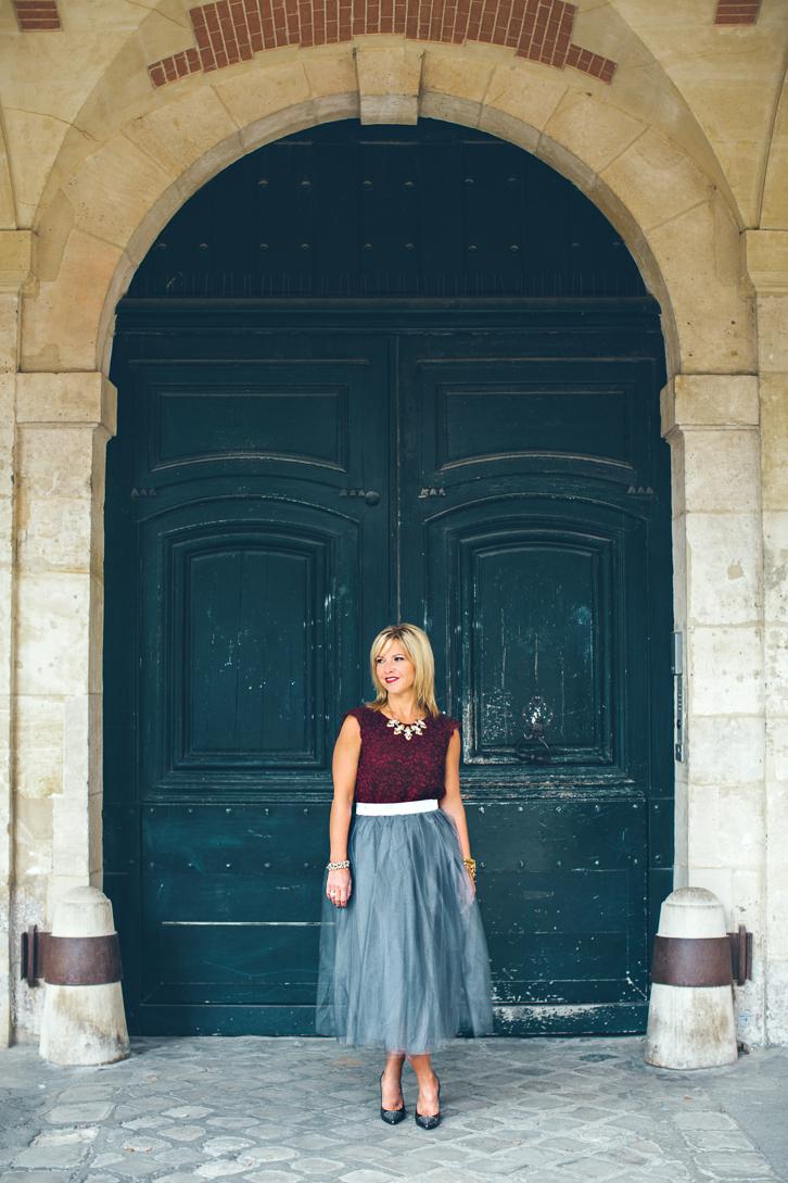 Pam Tulle Skirt 2