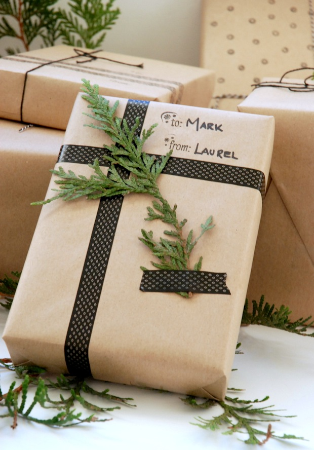 Krafting� my Christmas Wrap | Sugar Plum Sisters