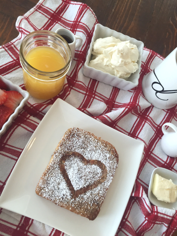 Valentine's French toast2