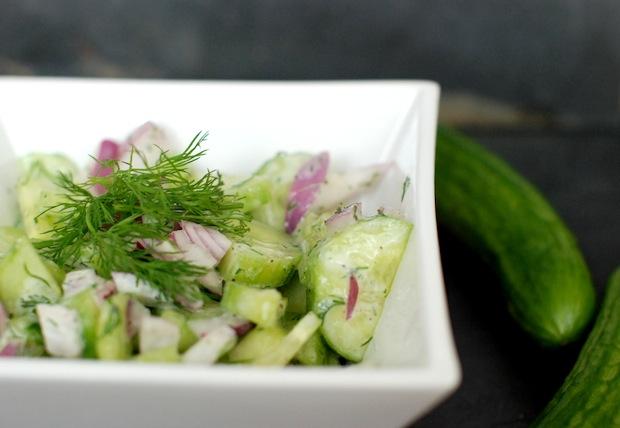 cuke salad2