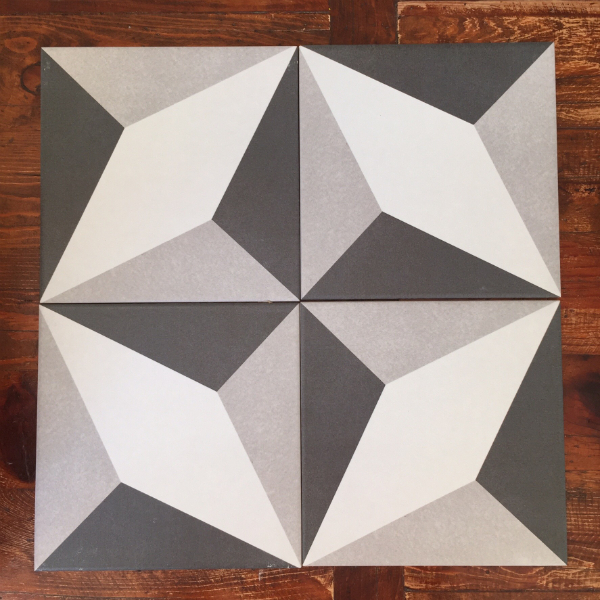 Concrete tile merola