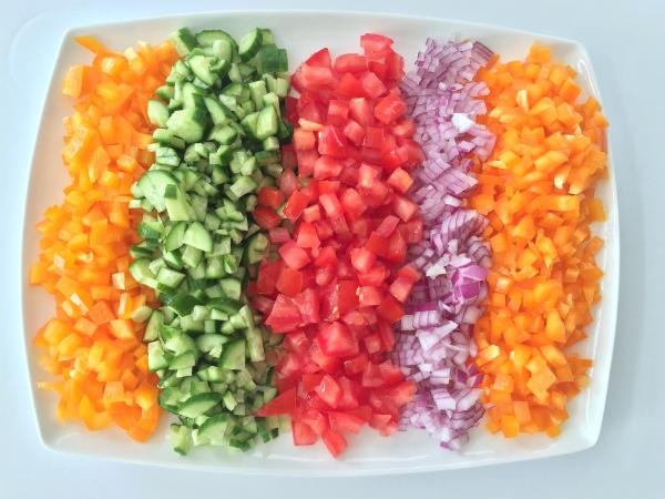 Israeli salad1