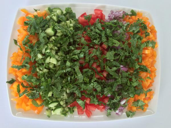 Israeli salad3