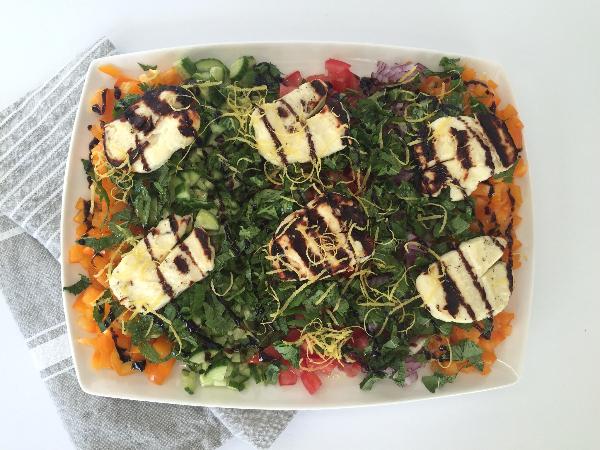 Israeli salad7
