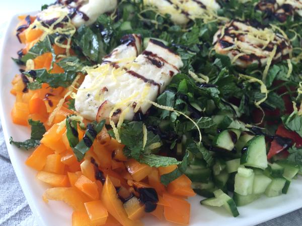 Israeli salad8
