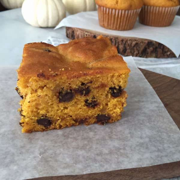 pumpkin chip cake5