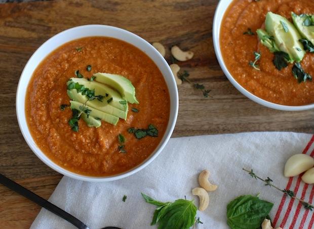tomato cashew soup6