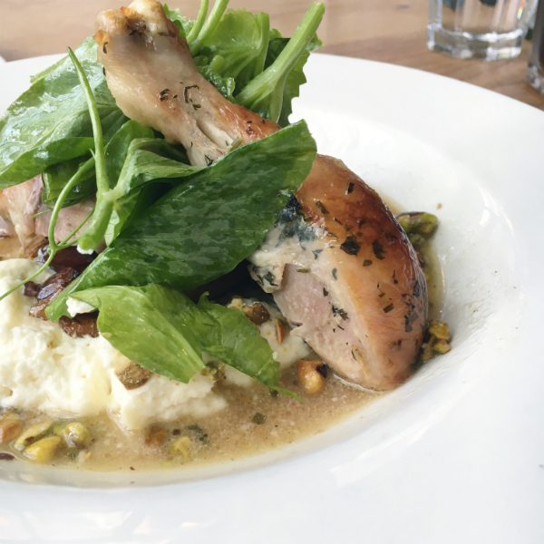 London Plane Chicken